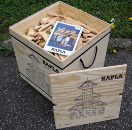 1421 - KAPLA COFFRE PACK 1000 bis Image