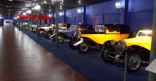 cite de l'automobile - musée de Mulhouse