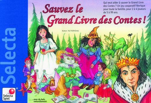 1355 - SAUVEZ LE GRAND LIVRE DES CONTES ! Image