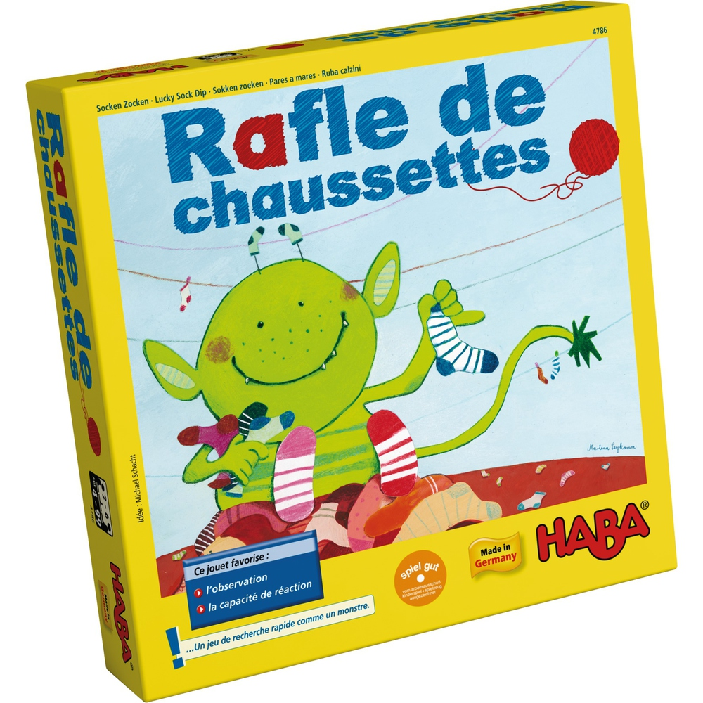 1067 - Rafle des chaussettes Image