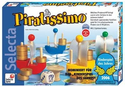 1307 - Piratissimo Image