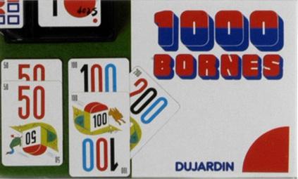 1326 – 1000 Bornes classique Image