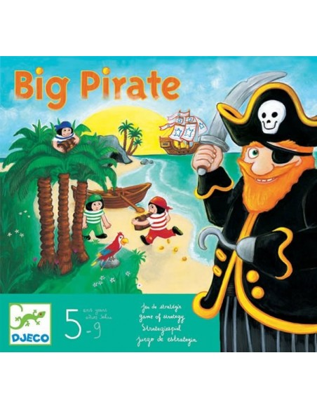 1556 - Big Pirates Image