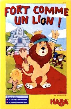 1594 - Fort comme un lion Image