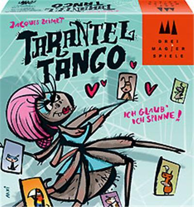 1668 - Tarantules tango Image
