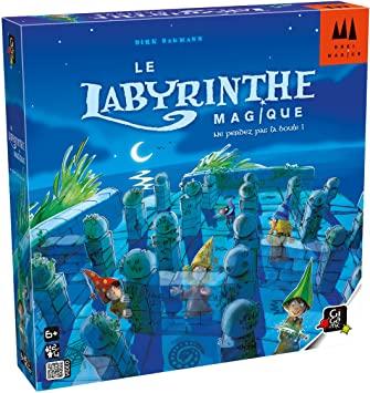 1996 - Le labyrinthe magique Image