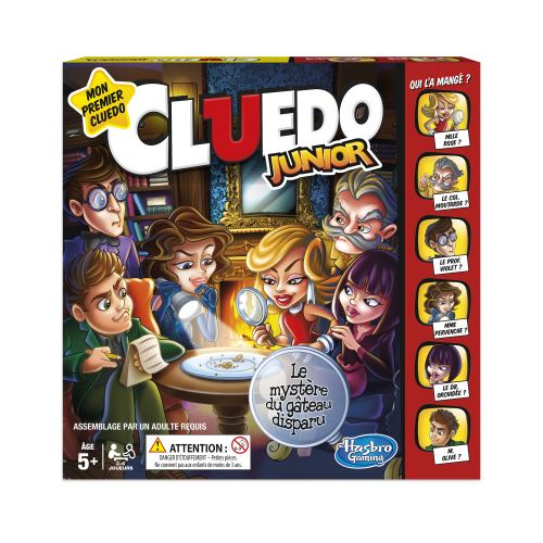 2255 - Cluedo junior Image