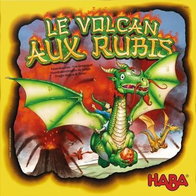 2270 - Le volcan aux rubis Image