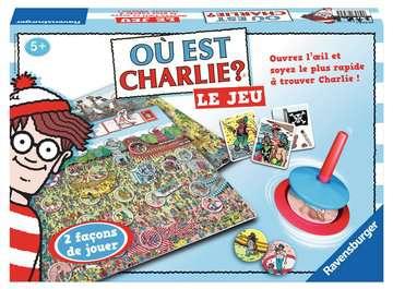 2305 - Où est Charlie ? Image