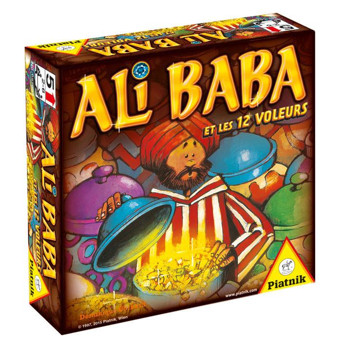 2431 - Ali baba et les 12 voleurs Image