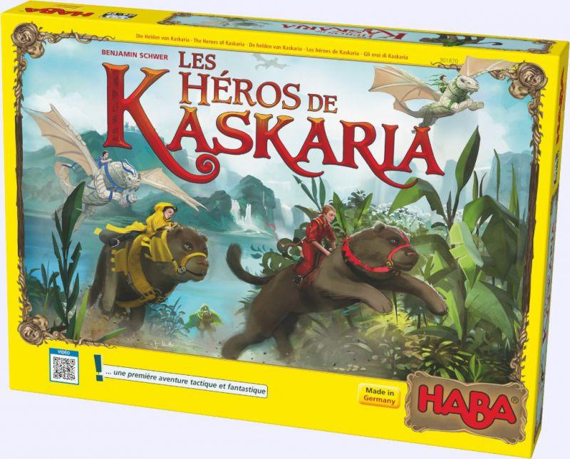 2469 - LES HEROS DE KASKARIA Image