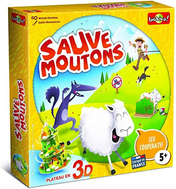 2545 - Sauve moutons Image