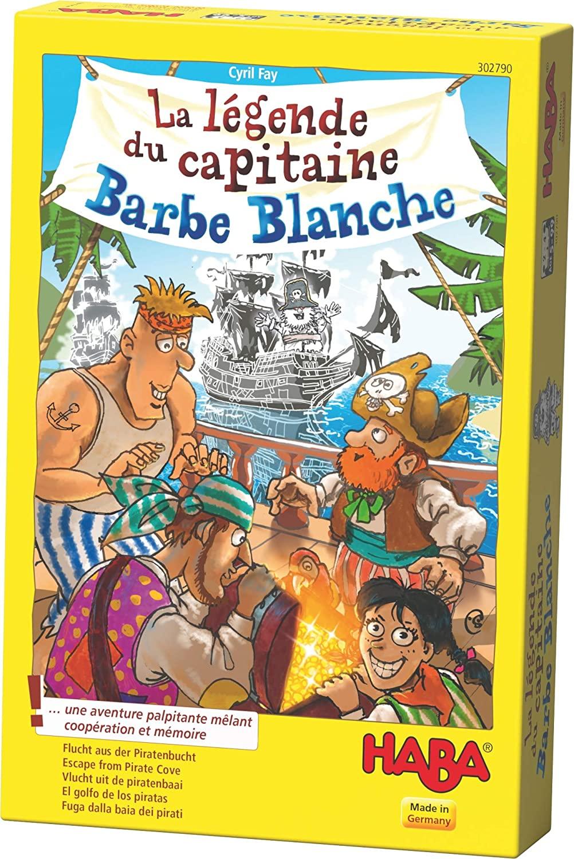 2561 - La légende de barbe Blanche Image