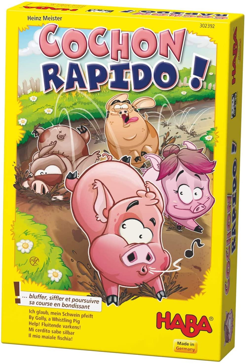 2654 - Cochon rapido Image