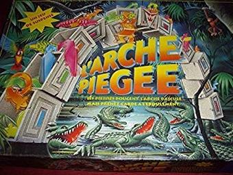 2676- L'arche piégée Image