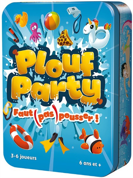 2750 - Plouf party Image