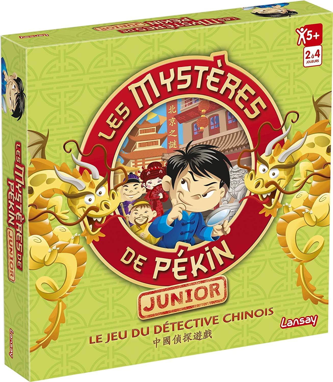2908 - Les mystères de Pekin junior Image