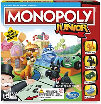 2964 - Monopoly junior Image