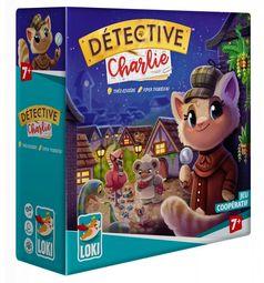 2974 – Détective Charlie Image