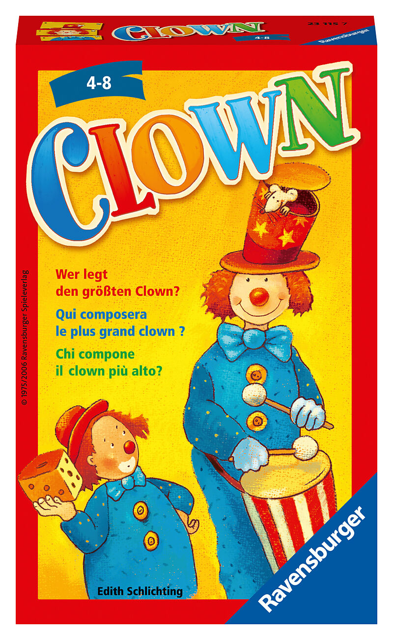 1476 - Clown Image