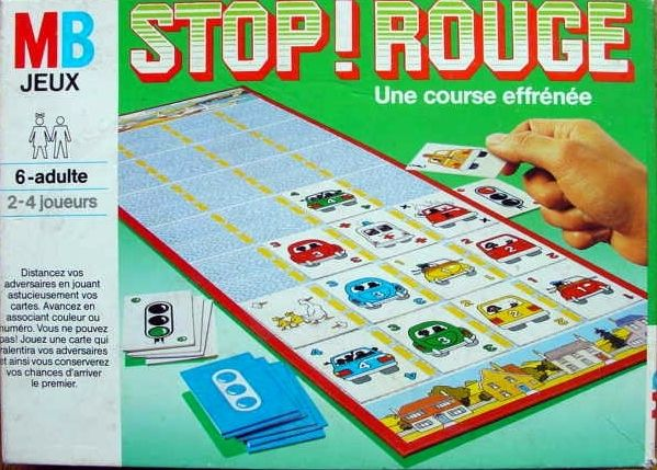 433 - Stop! Rouge Image