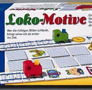 732 - Loko-motive Image