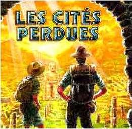 610 – Les cités perdues Image