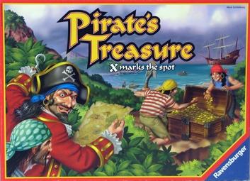 757 – Trésor des pirates Image
