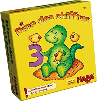 2383 - Dino des chiffres Image