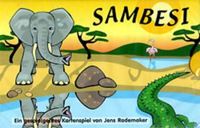 957 – Sambesi (jeu de carte) Image