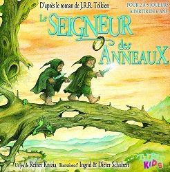 977 - Le seigneur des anneaux junior Image