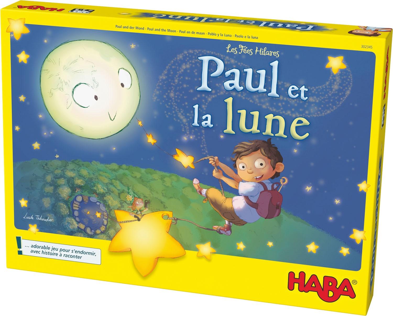 2559 - Paul et la lune Image