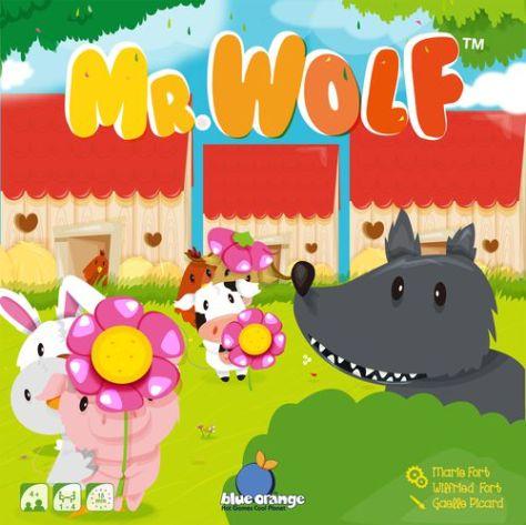 2907 - Mr Wolf Image
