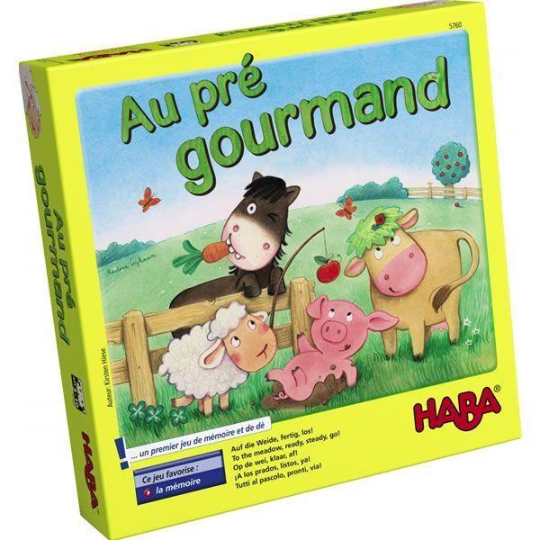 2185 - Au pré gourmand Image