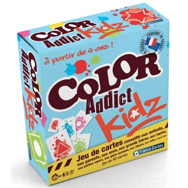 2540- Color addict Kidz Image