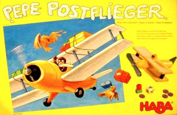 454 - Pepe le pilote Image