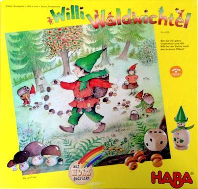 580 - Willi le lutin Image