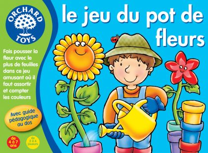 2816 - Le jeu du pot de fleurs Image