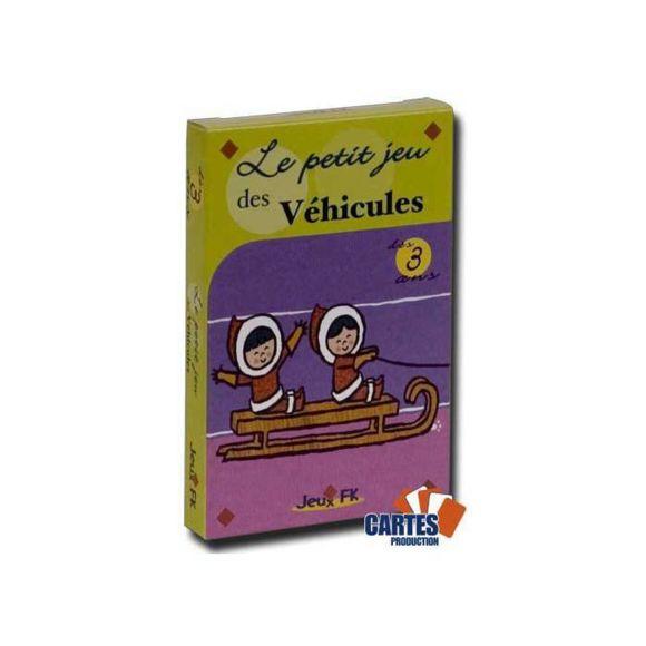1454 -Le petit jeu des véhicules Image