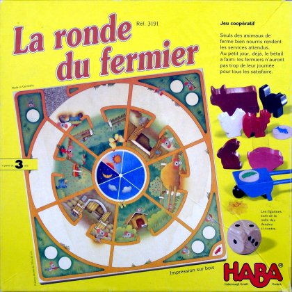 910 - La ronde du fermier Image