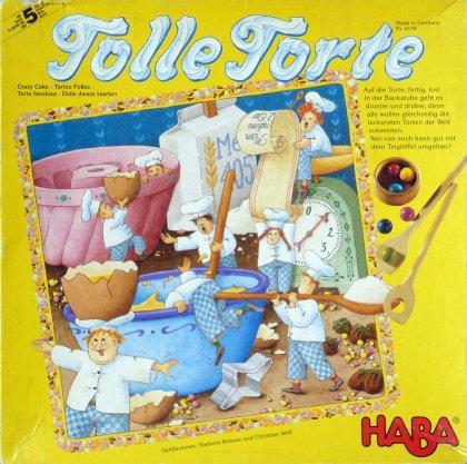 455 - Folle torte Image