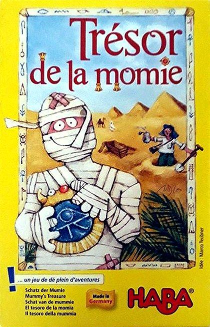 2044 - Le trésor de la momie Image