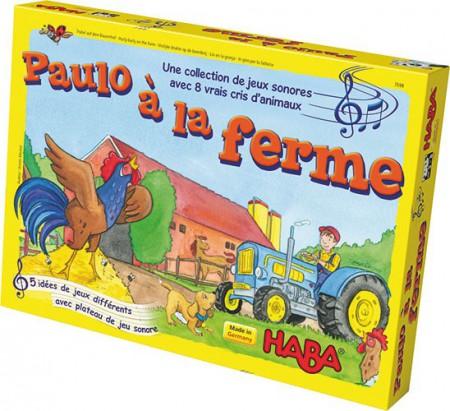 2442 - Paulo à la ferme Image