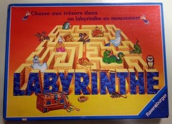 774 – Labyrinthe Image