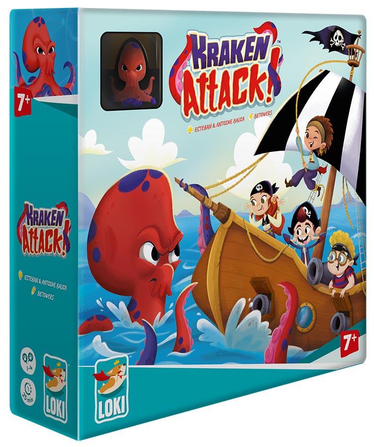 2989 – Kraken attack ! Image
